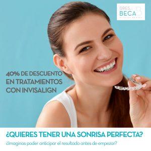Doctores Beca - campaña Invisalign
